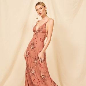 REFORMATION - Modena Dress - Queen Print - Size 6